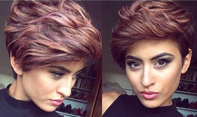 10 Modern Fall Trends New Hair Color Ideas