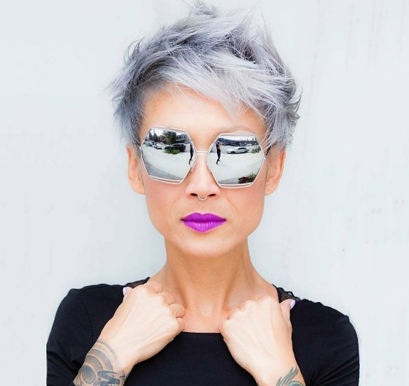 Beautiful series short cuts Hair Cut Trends