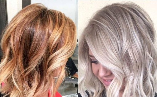 Discover the top best colors for your square cut Hair Color Ideas