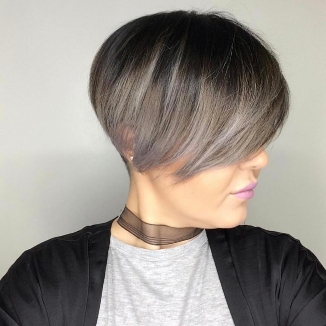 Fashion Short Cups: 30 Models For This Summer Hair Cut Trends