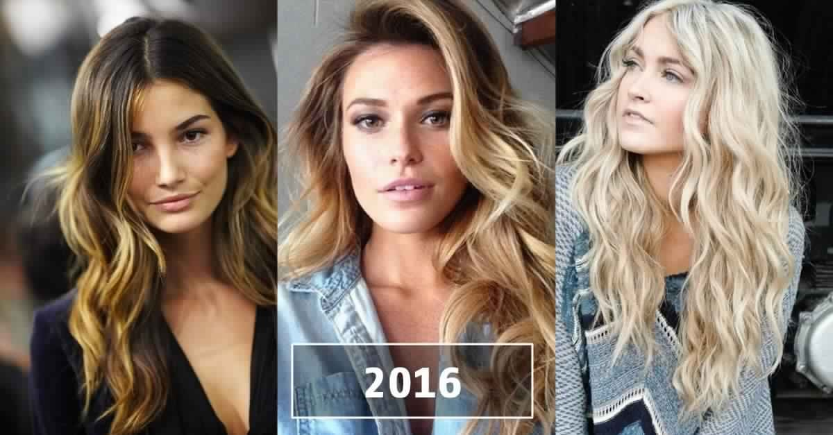 Goodbye Wavy Hair, The New Zig Zag Curls Technique Is The Big Trend Of The Season Hair Styling Tips