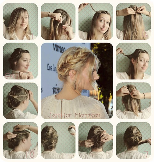 Hairstyle simple and fast - Trendy hairstyles New New Hairstyle Trends