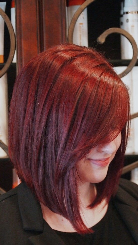 Square Cut: The Best Coloring Ideas Wicks, Shaded - 20 Inspiring Models Hair Color Ideas