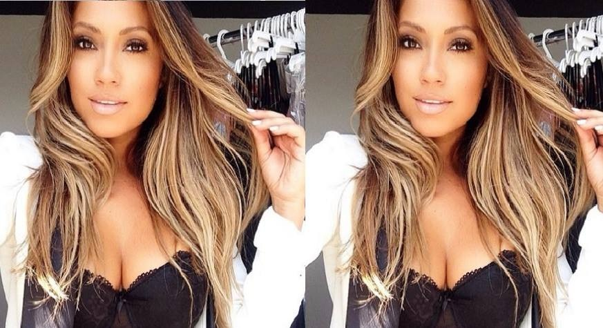 bronde: the choice between brunettes and blondes! New Hairstyle Trends