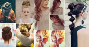 These 3 hairstyles are timeless and always trendy! Fashion Hairstyles