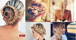 20 Hairstyles With Braid That You Have To Try For Your Nights Hairstyles with Braids
