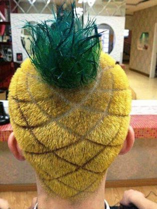 The Worst Fails Styles of Hairstyles That You Can Meet! Hairdressing
