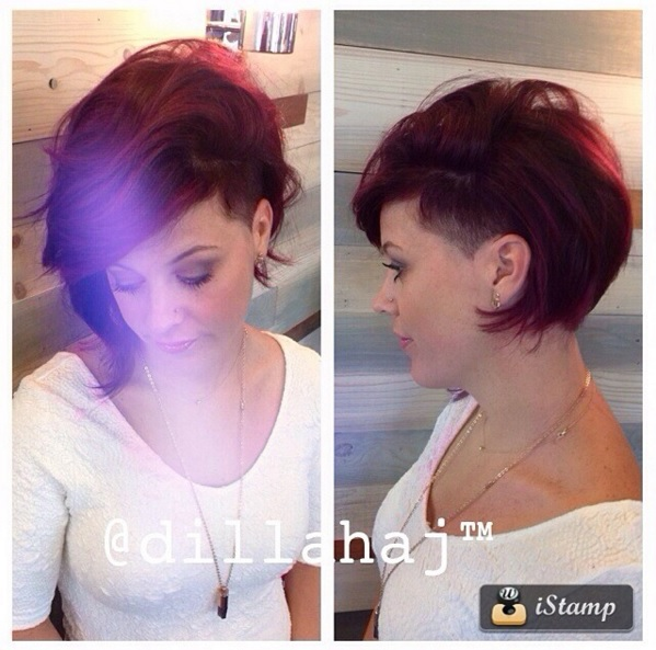 The 30 Most Trendy Hair Styles: Splashes and Stunning Colors to Stitch! Hair Color Ideas