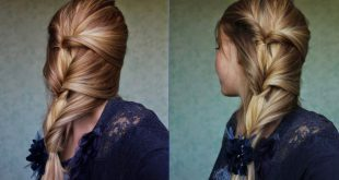 A Beautiful Romantic Hairstyle Easy To Make Romantic Evening Hairstyles