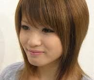 Hairdressing that refines the face - Photo of hair style that refines the face Thin Face Hairstyles