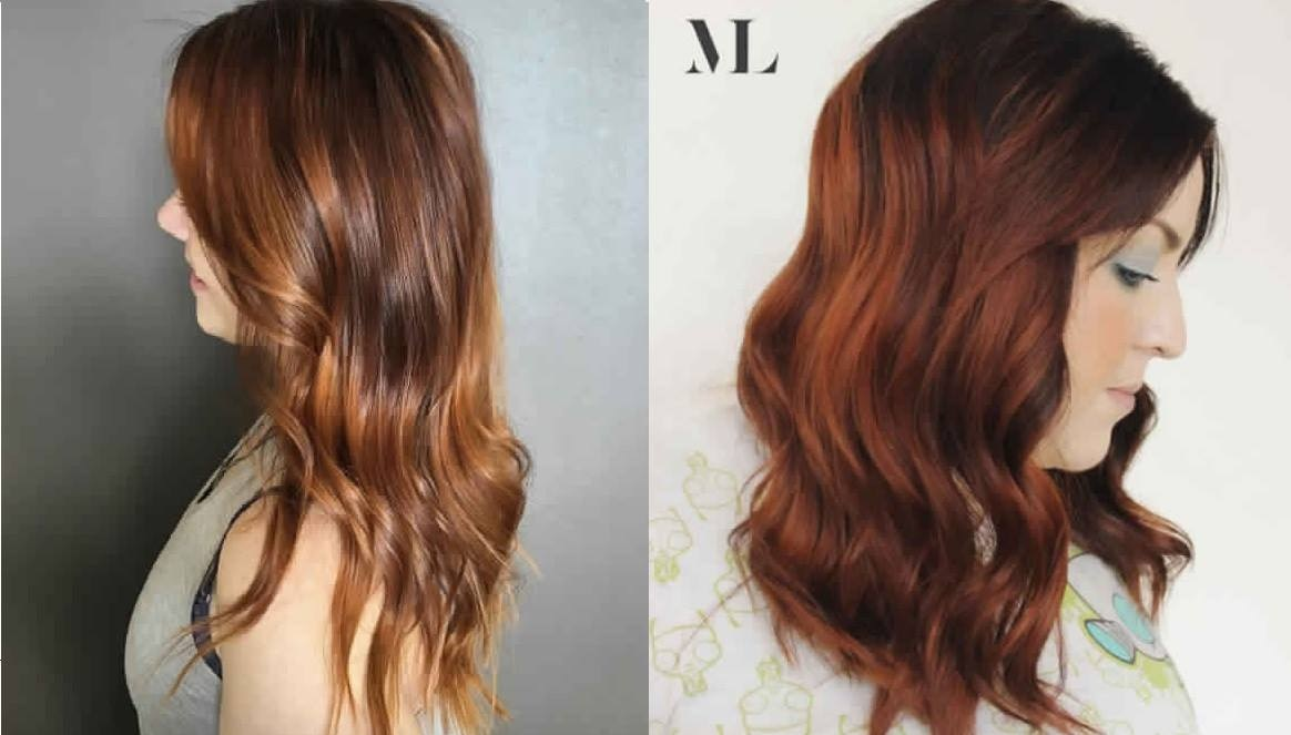 Here's Why Auburn Hair is Best: 40 Models That Work!