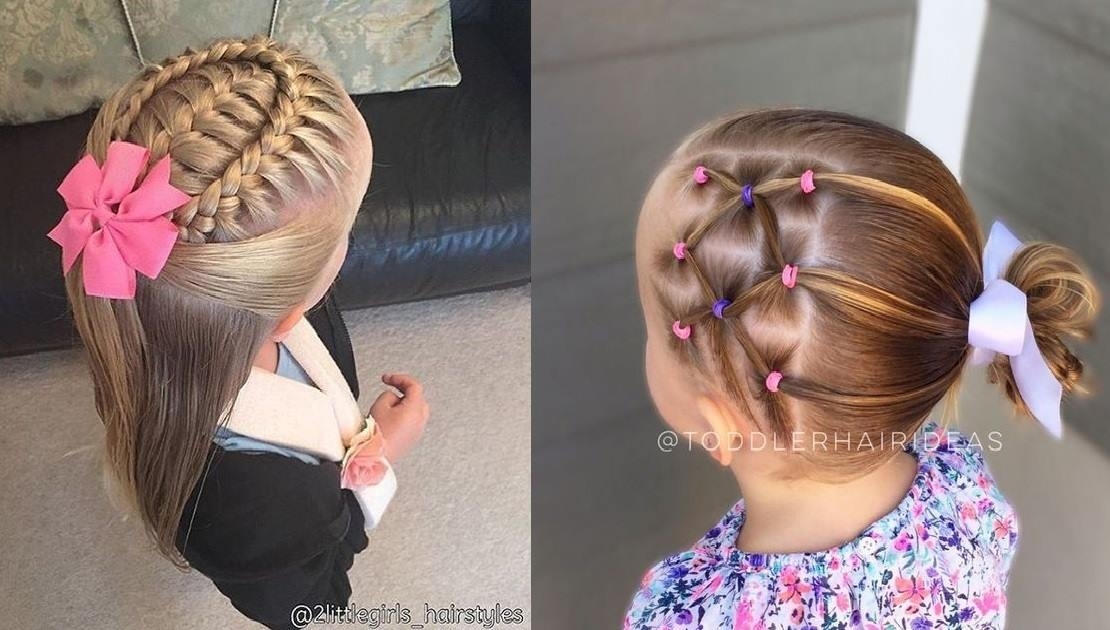 15 Beautiful Braid Hairstyles For Little Girls Hairdressing Braid - Hairstyles For Girls