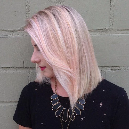 Mid-Length Hair: The Wonderful Choice For This Summer Hair Color Ideas