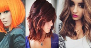 Discover The Best Hair Colors For This Winter: Choose The Best To Celebrate Christmas! Hair Color Ideas