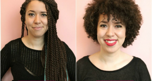 A Salon Tests The 5 Most Popular Cups out of 5 Different Women: The Change Is Radical! Fashion Hairstyles