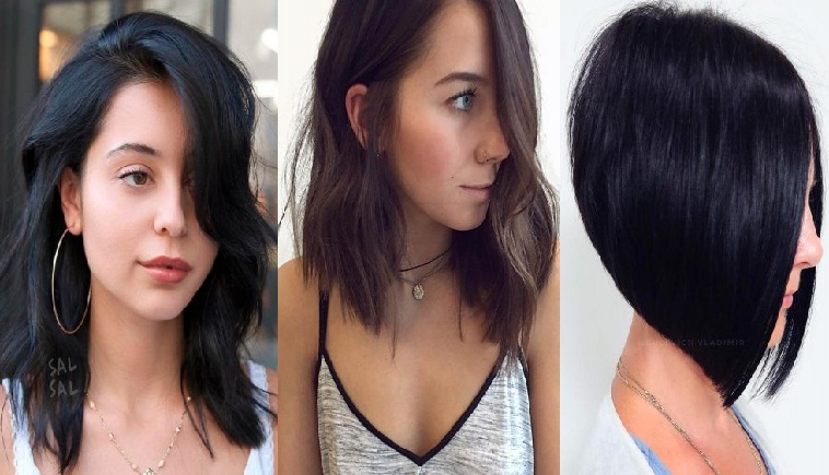 brown square cut: 15 awesome photos Hair Color Ideas