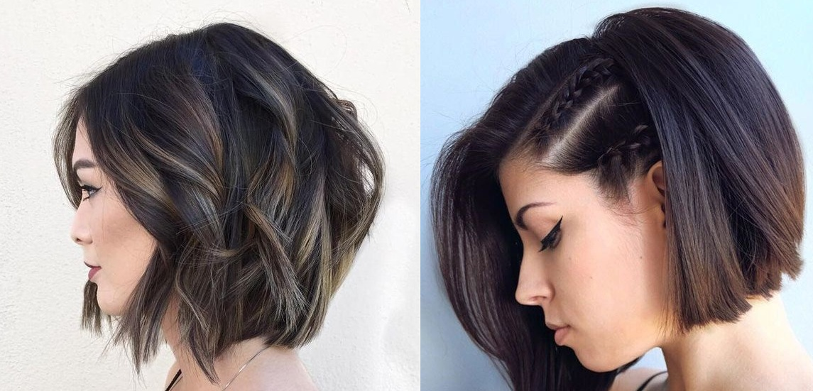 Short and medium hair: best trend Short Hairstyles