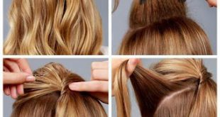 Pretty hairstyles with braid - 4 styles of braided hairstyles New Hairstyle Trends