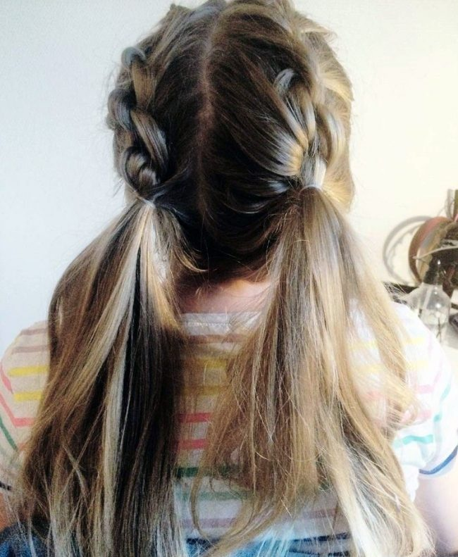 15 Beautiful Hairstyle Ideas That Are Cute and Easy to Make in Less Than 5 Minutes New Hairstyle Trends