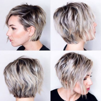 The Most Trendy Short Cups For This Spring New Hair Cut Trends