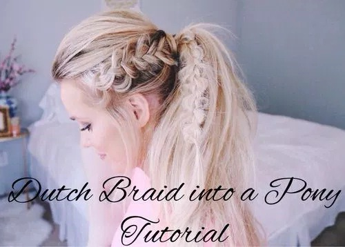 Beautiful Braided Ponytails Fast Simple Hairstyles