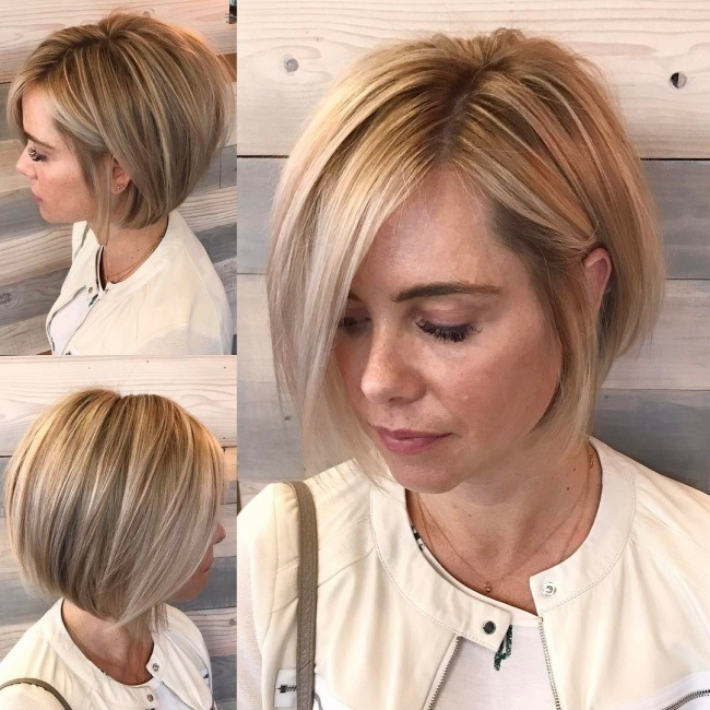 Short cuts that you will like to wear in New Short Hairstyles