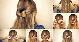 Easy Hairstyle - Easy Hair Style Easy Hairstyles
