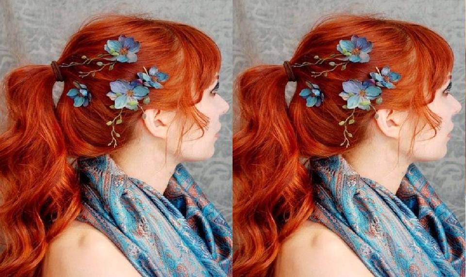 Orange Hair: A New Trend to Attempt Immediately! Hair Color Ideas