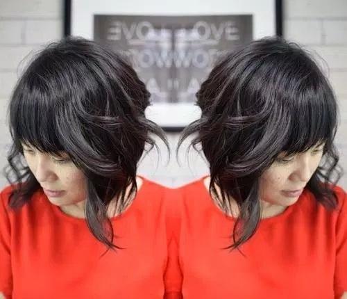 Medium Hair: 40 Trendy Cups New Hair Cut Trends