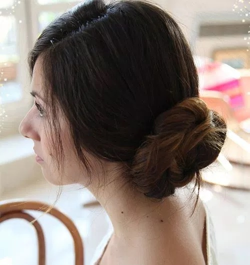 20 Nice Chignons to Test! Updo Hairstyles