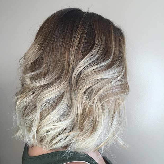 the best models of medium-length hair: cuts and colors trend New Hair Color Ideas
