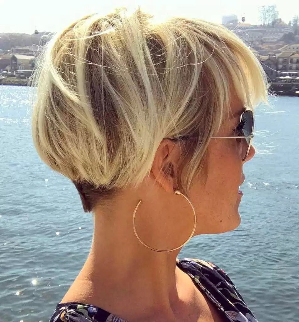 New women's short haircut: 20 models Hair Cut Trends