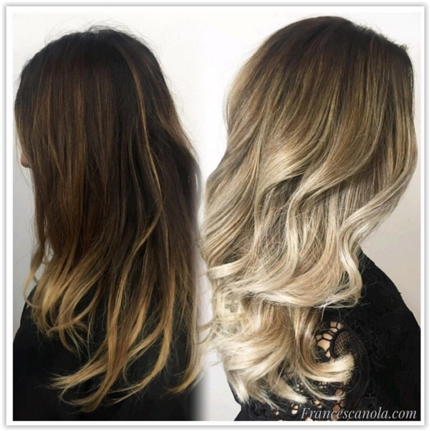 Hair Changes: 20 Trendy Inspirational Models New Hair Color Ideas