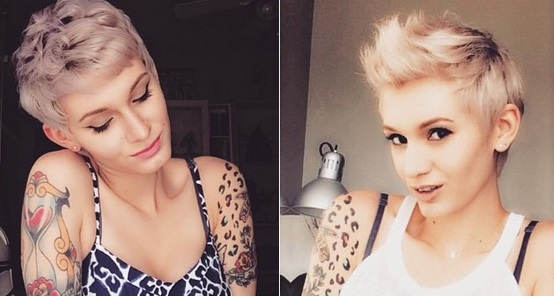 22 gorgeous ultra-short cuts for the new season Hair Color Ideas