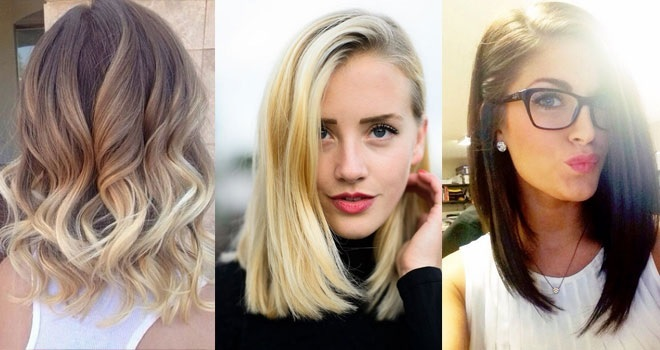 mid-length hair: best hair cuts mid-length hair