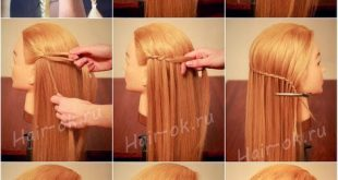Romantic Hairstyle - Hairstyle for Valentine's Day Romantic Evening Hairstyles