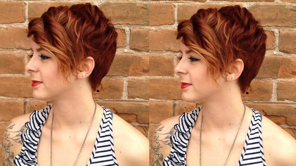 20 Ultra Short Cups - Summer New Trend Hair Cut Trends