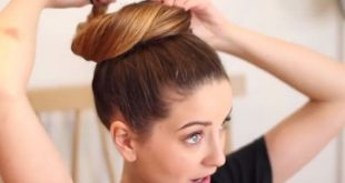 15 Cute Daily Hairstyles to Make in Less Than 3 Minutes Everyday Hairdressing