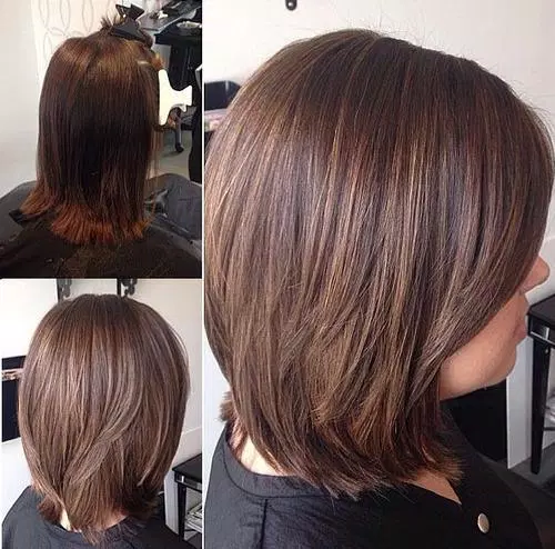 Here are 30 Short Square Cups For This Summer New Hair Color Ideas