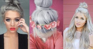 Gray Hair It's Chic And It's Trendy, The Proof In Photos! Hair Color Ideas