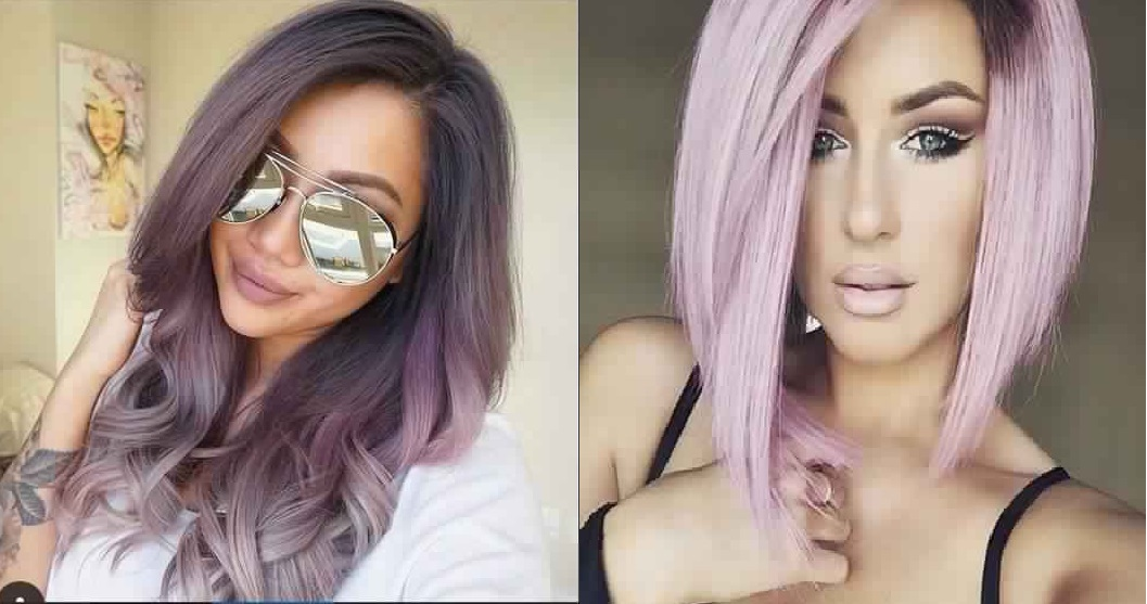 This color will be the big trend of the New Season Hair Color Ideas