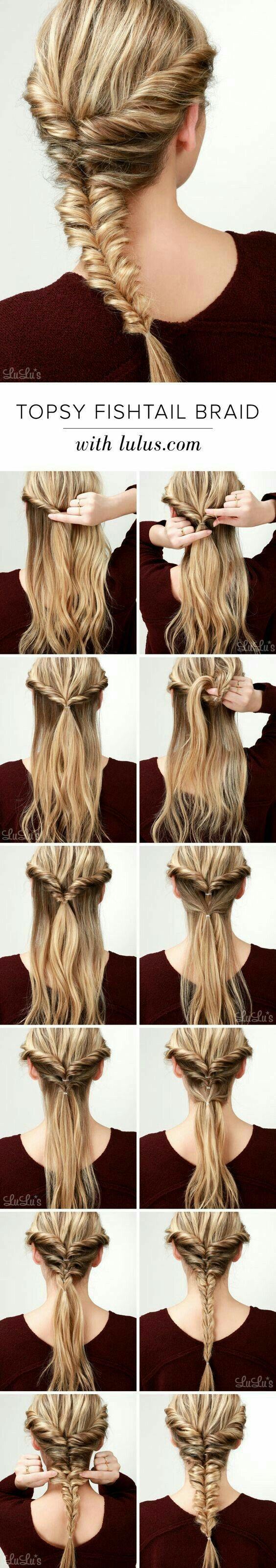 Beautiful hairstyles braids best models summer New Hairdressing