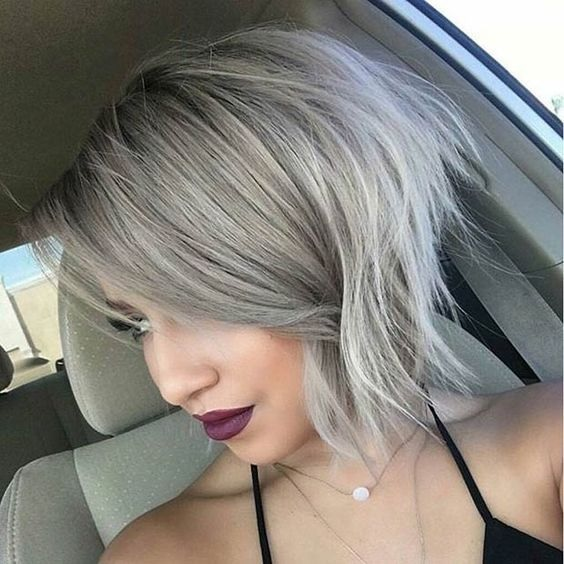 Short Square: The Right Choice For This Summer, The Proof In Photos! Hair Cut Trends