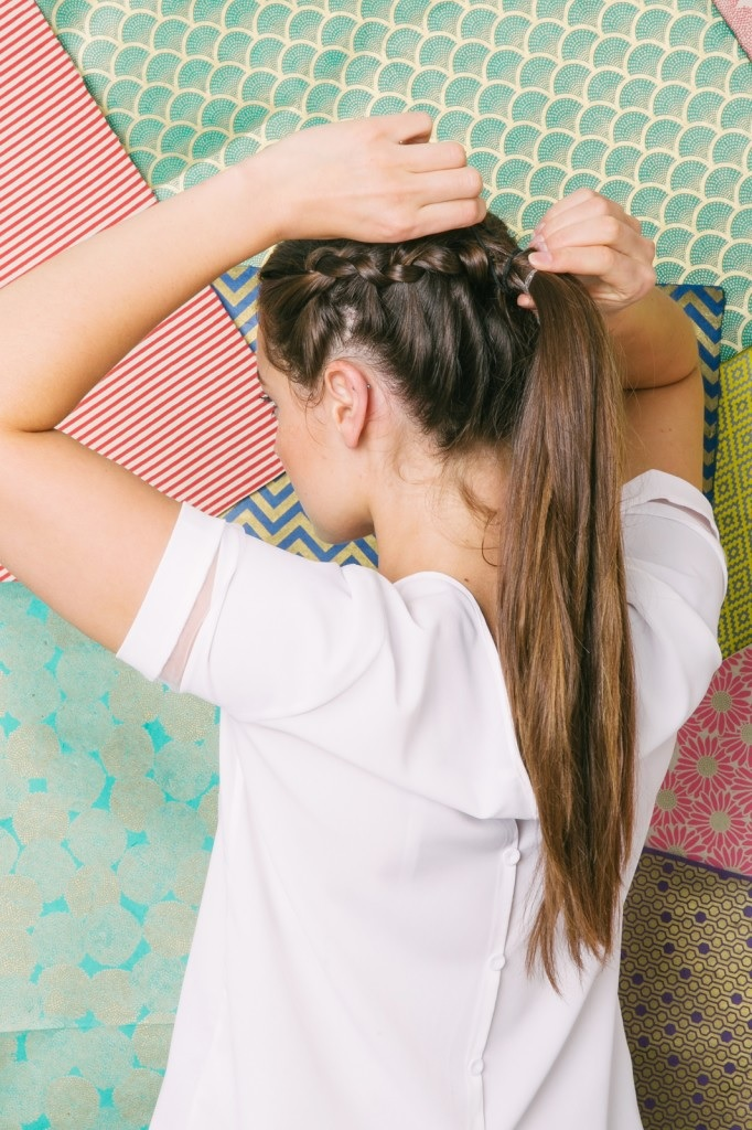 10 Ultra Fast Hairstyles to Make At Least 5 Minutes Everyday Hairdressing