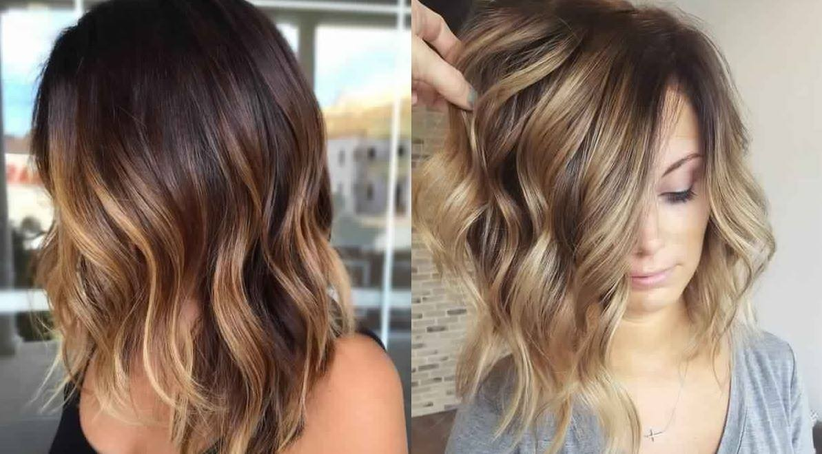 Beautiful Sweeps For Medium Hair Hair Color Ideas