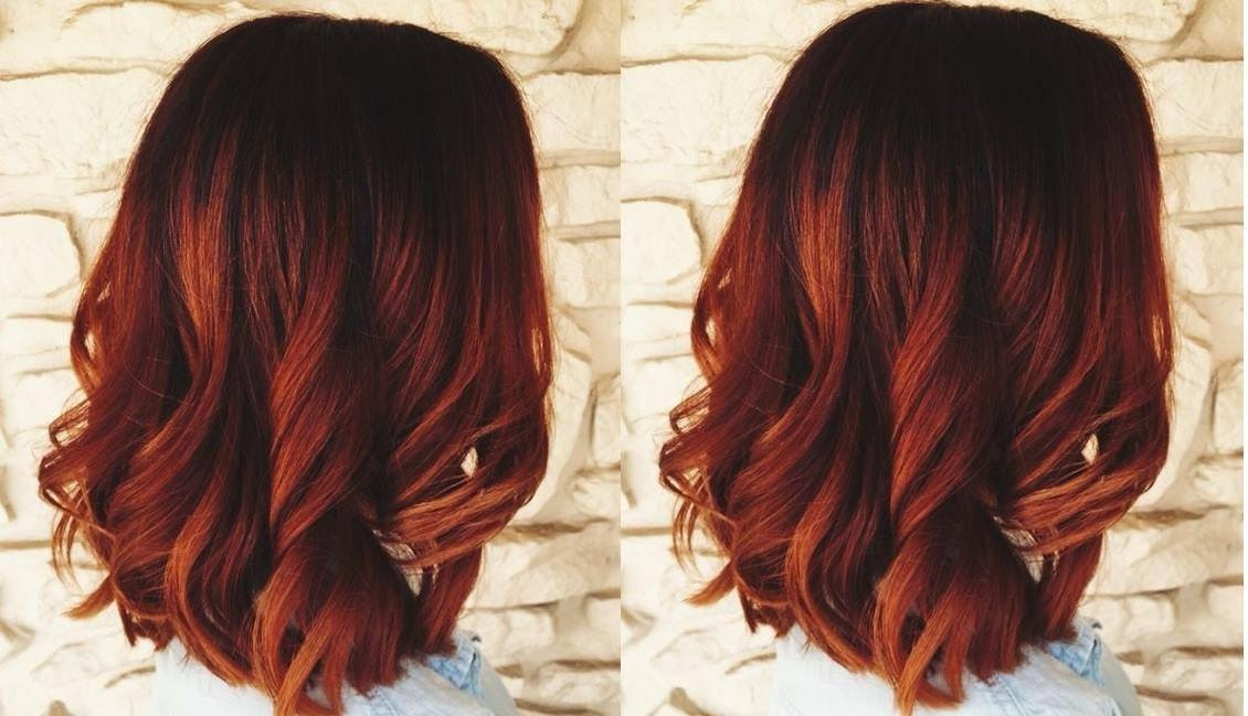 Ombre Hair - Hair Sweeping: The Best Pitting Choices Hair Color Ideas