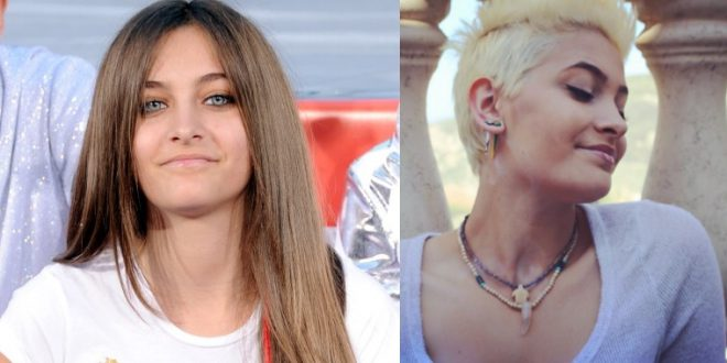Paris Jackon Micheal Jackson's Girl Has Become Too Cool And Unrecognizable With Her New Cup