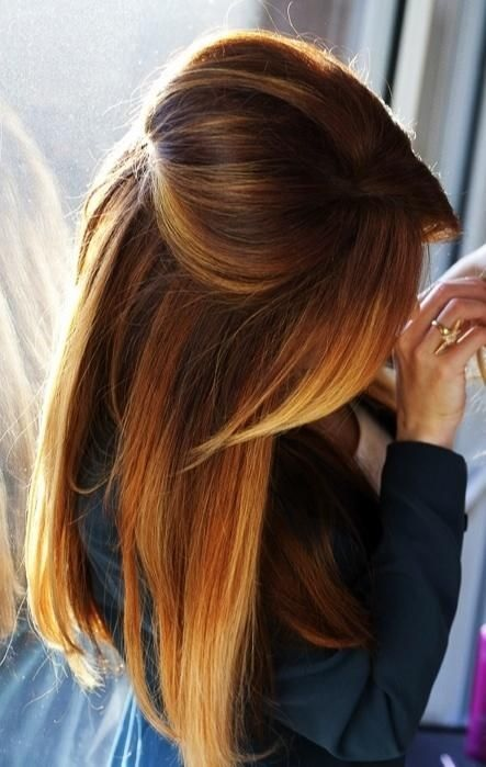 Hair Color Trends New: 40 Awesome Models! Hair Color Ideas