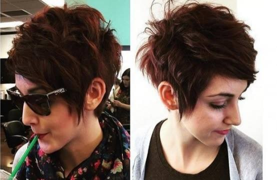The Coupe Garçonne Is Not Feminine ?! Here that proves the opposite New Hairstyle Trends