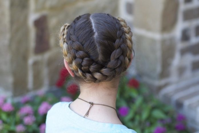beautiful hairstyles for little princesses New Hairdressing